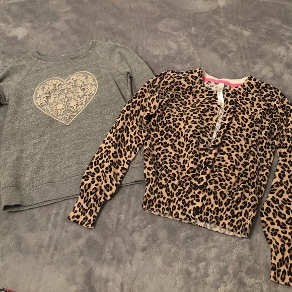 Other - Sweater and cardigan lot girls size 10/12